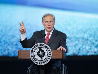 Texas Gov. Greg Abbott has tested positive for COVID-19, his office announced Tuesday.