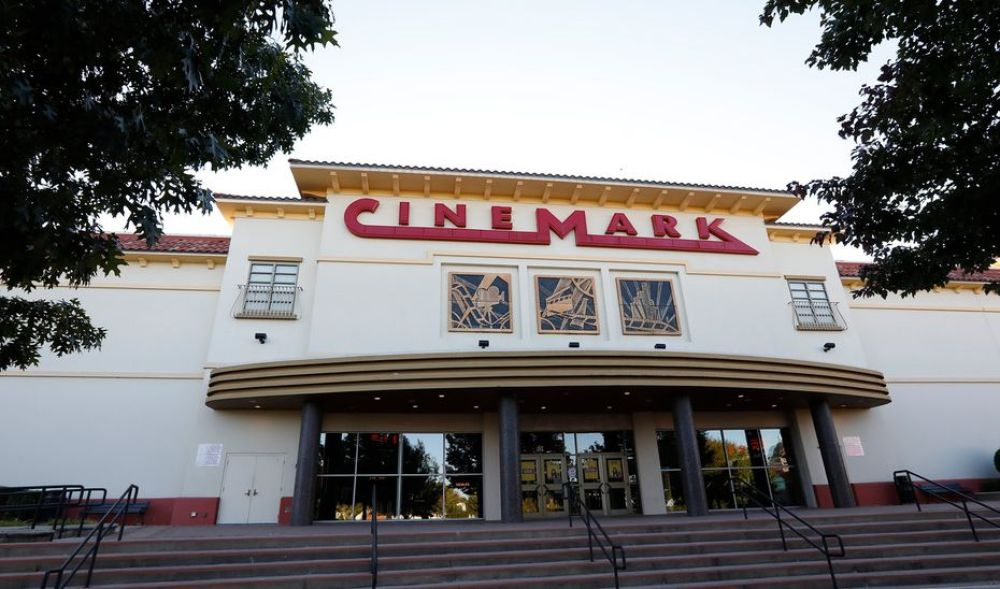Cinemark 14 Rockwall and XD is open, along with several of the chain's other area locations.