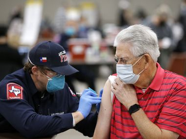 Regardless of the county in which you live, you can go to one of the mega vaccination centers in Texas to receive immunization against covid-19.  Six of these centers will operate in North Texas.