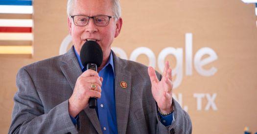 Arlington congressman Ron Wright's Democratic opponent ...