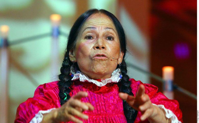 La 'India María' y Raúl Velasco son mis padres, dice Mirna Velasco