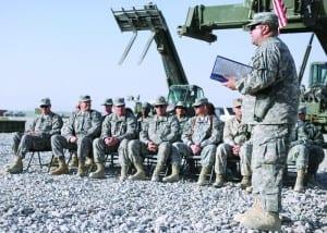 DLA Support Team Kandahar Airfield Disposition Services facility