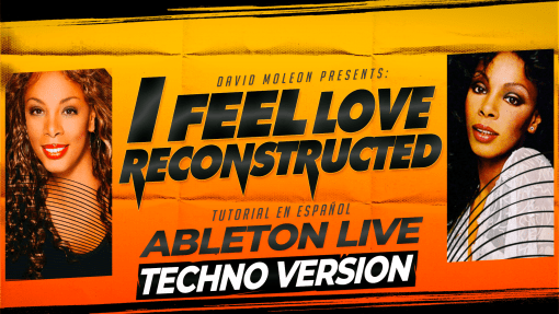 How to Make I Feel Love - Hardgroove / Ableton Live 10 Full Project Template