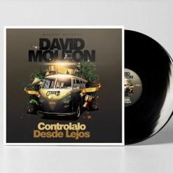 """Controlalo desde Lejos - Moopup Records Vinyl 024 / Vinilo 12"""""""