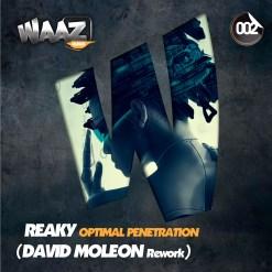 David Moleon - On the Planet / Waaz Music 002 -optimal penetration rework