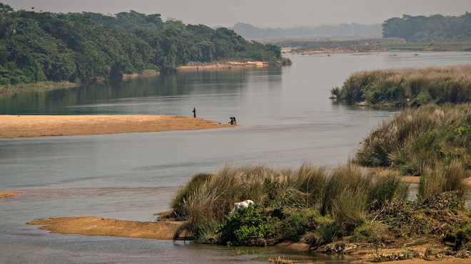 One of the many rivers I crossed between Cuttack and Bhubaneswar