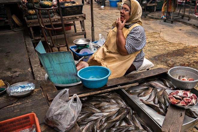 fish market nonthaburi