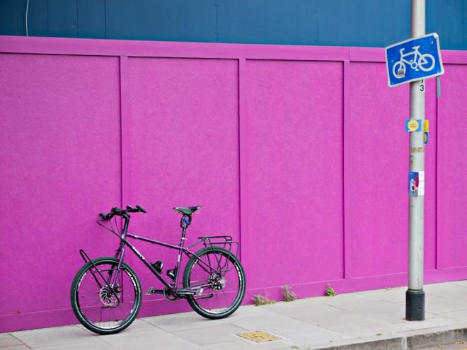 bike in deptford