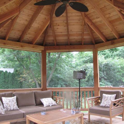 Custom Designed Gazebos | Outdoor Patios on D&M Outdoor Living Spaces id=61490