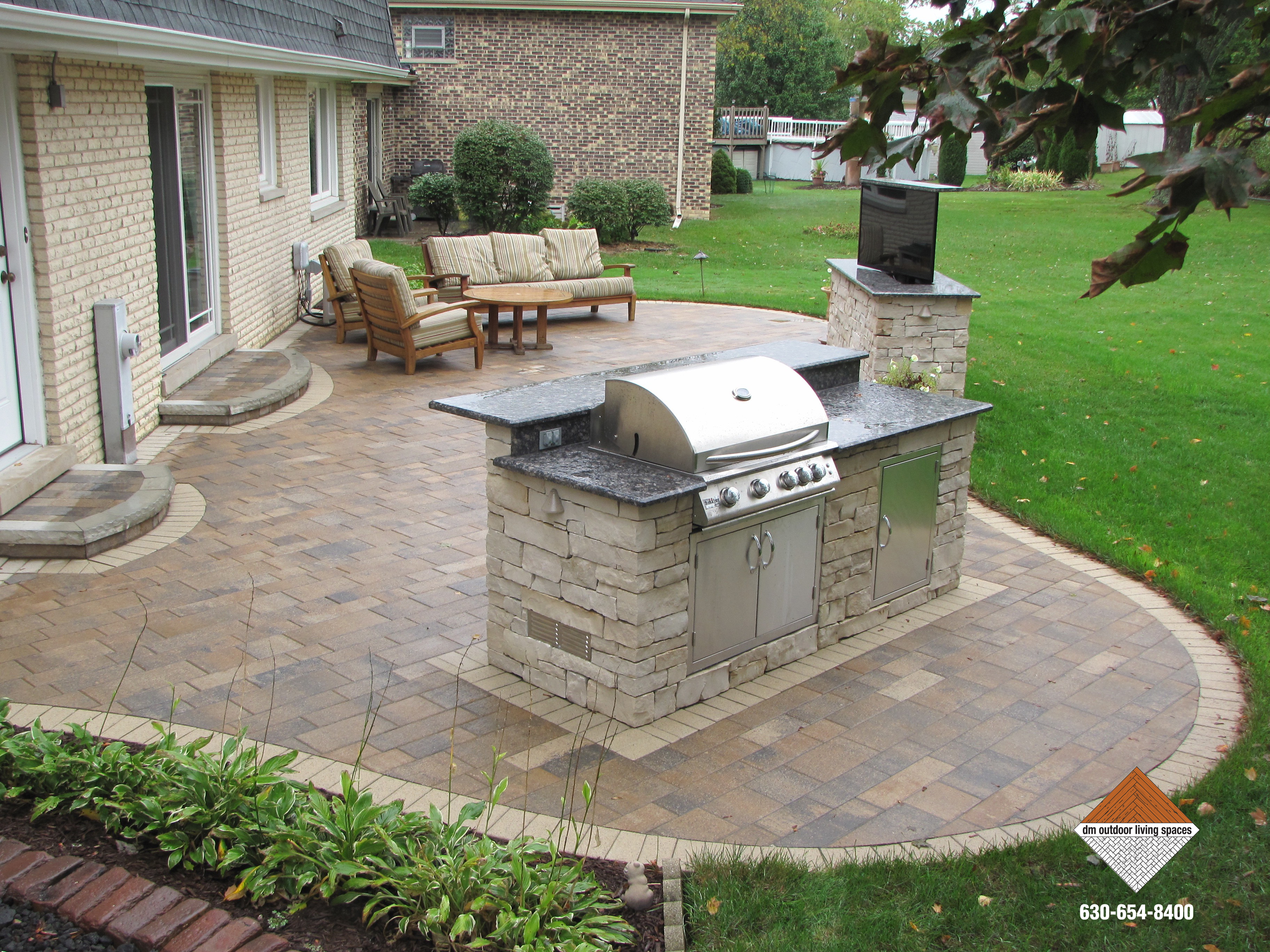 Outdoor Grills | Outdoor Kitchens on Patio Grill Station id=71761
