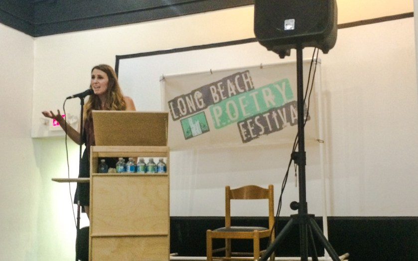 THE LONG BEACH POETRY FESTIVAL | I was honored to be a featured reader at this year's festival. https://poetryofdanielle.com/2014/10/21/3683/