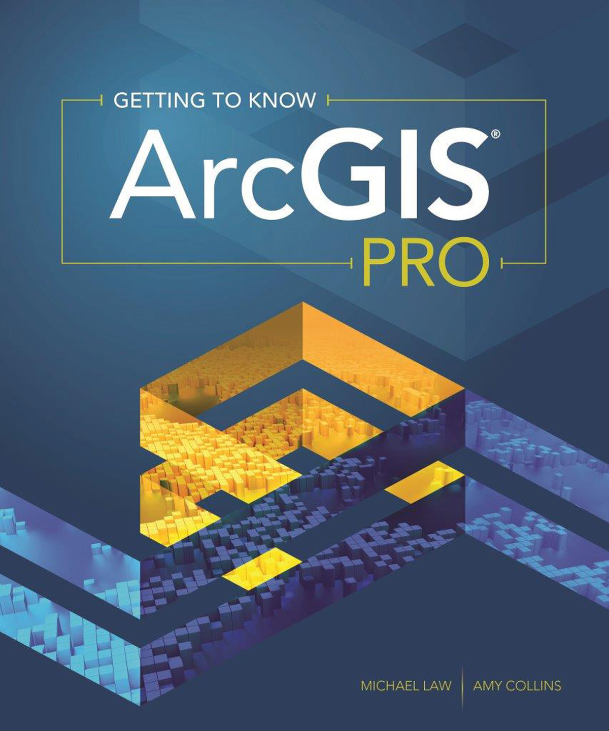 Esri Publishes The Workbook Getting To Know Arcgis Pro