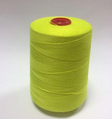 Linha meta aramida amarelo fluor DM