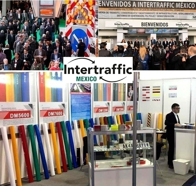 DM Refletivos na Intertraffic México
