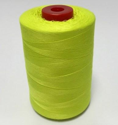 Linha Aramida Amarelo Flúor