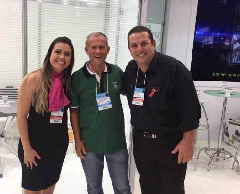 Cardoso da Rozecar, Marcos e Bruna.