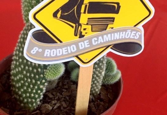 8º Rodeio de Caminhões