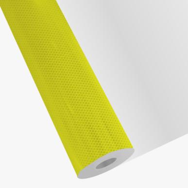 Película Refletiva Amarela Grau Platinum – Tipo X