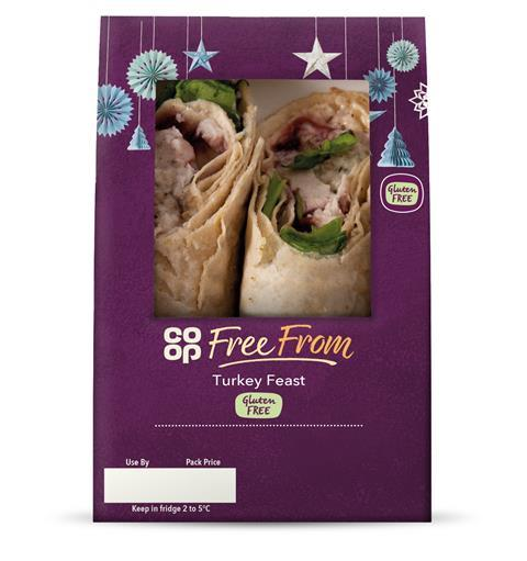 Range preview: Co-op Christmas food 2021 | Range Preview | The Grocer