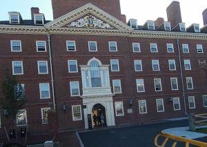 Lowell House, Harvard