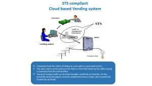 Cloud based STS vending system