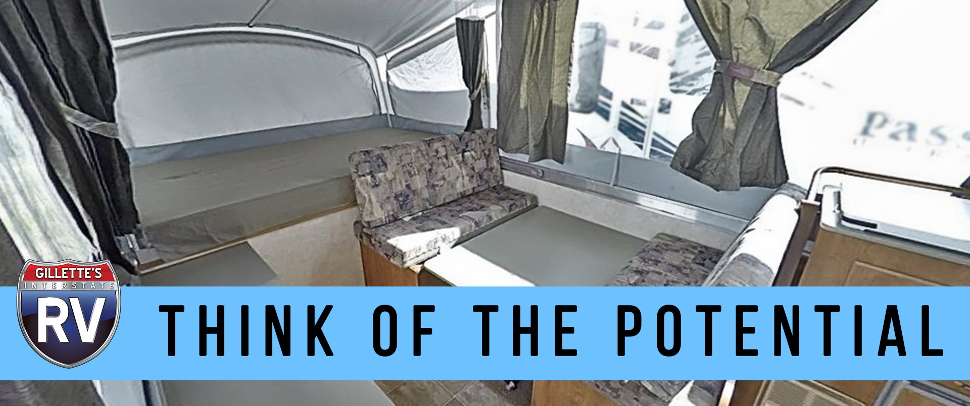 Renovating A Pop Up Camper On A Budget