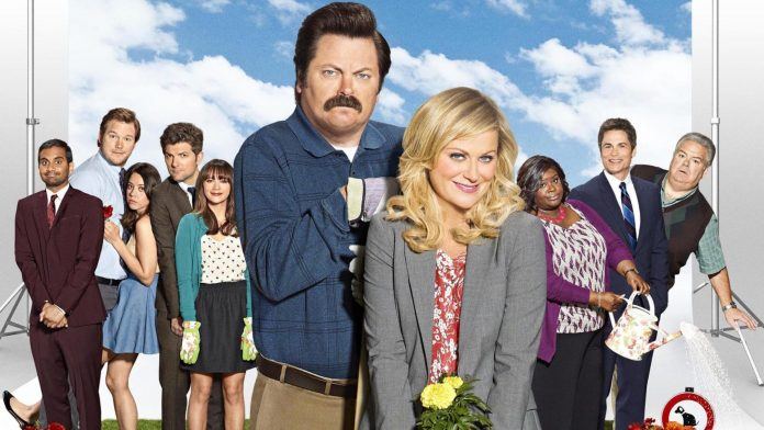 Parks and Recreation (TV Series 2009–2020) - Treat yo Self!
