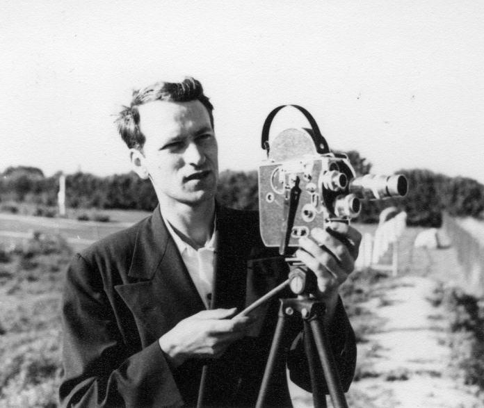 Jonas Mekas (1922 - 2019) - Godfather of American Avant-Garde Cinema