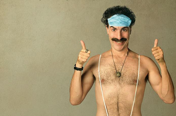 बोरात सबसेक्युमेंट : एक अतरंगी सिनेमाई मॉकुमेंट्री - Borat Subsequent Moviefilm (2020) Review - Sacha Baron Cohen