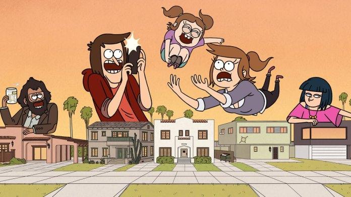Close Enough (2020) Review - Revival of Cartoon Network Studios