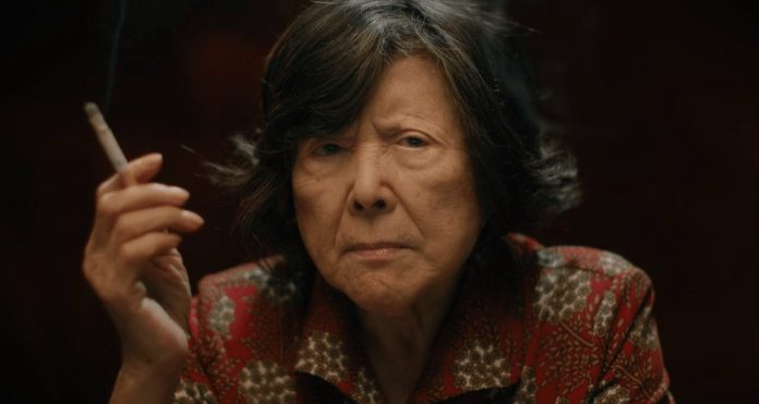 Lucky Grandma (2019) Review - Grandma Wong