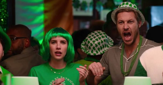 Holidate (2020) Review - Pursuit For A Perfect Plus-One! Emma Roberts and Luke Bracey