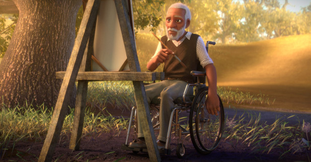 Canvas (2020 Animated Short Film) Review