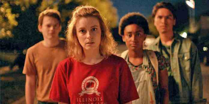 I Used To Go Here (2020 Film) Review - by kris swanberg