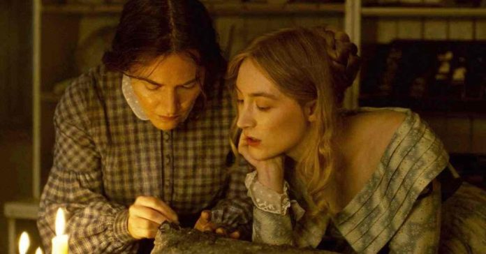 Ammonite (2020 Film) Review - mary anning