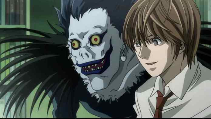 Death Note (Animated TV Series)