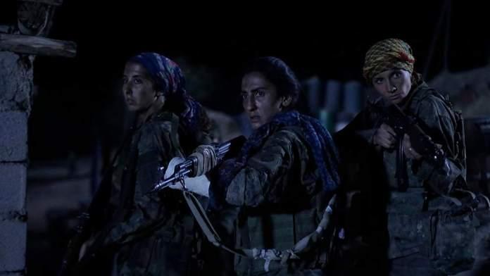 No Mans Land (TV Series) Analysis - A Band Of Ferocious Syrian Women