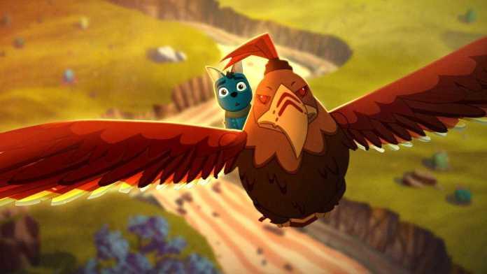 El Camino de Xico (2020 Animated Film) Xico s Journey