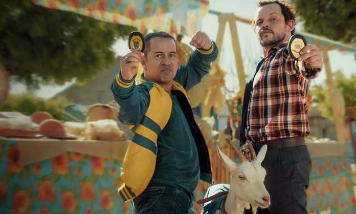 'Get the Goat' Review – A Comedy That Doesn't Last