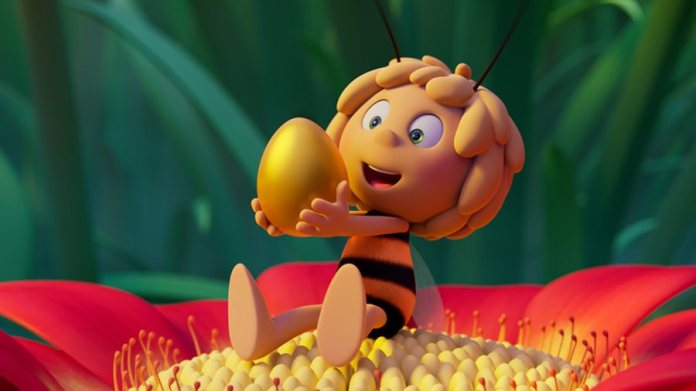 Maya The Bee 3 The Golden Orb Review 2021 Animated Film