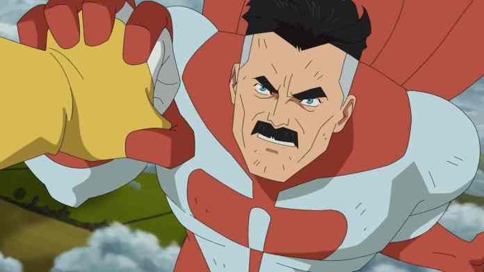 Invincible Season 1 Omni-Man