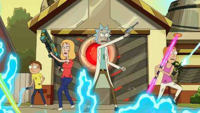 Rick and Morty Season 5 Episode 1 Recap & Plot Explained