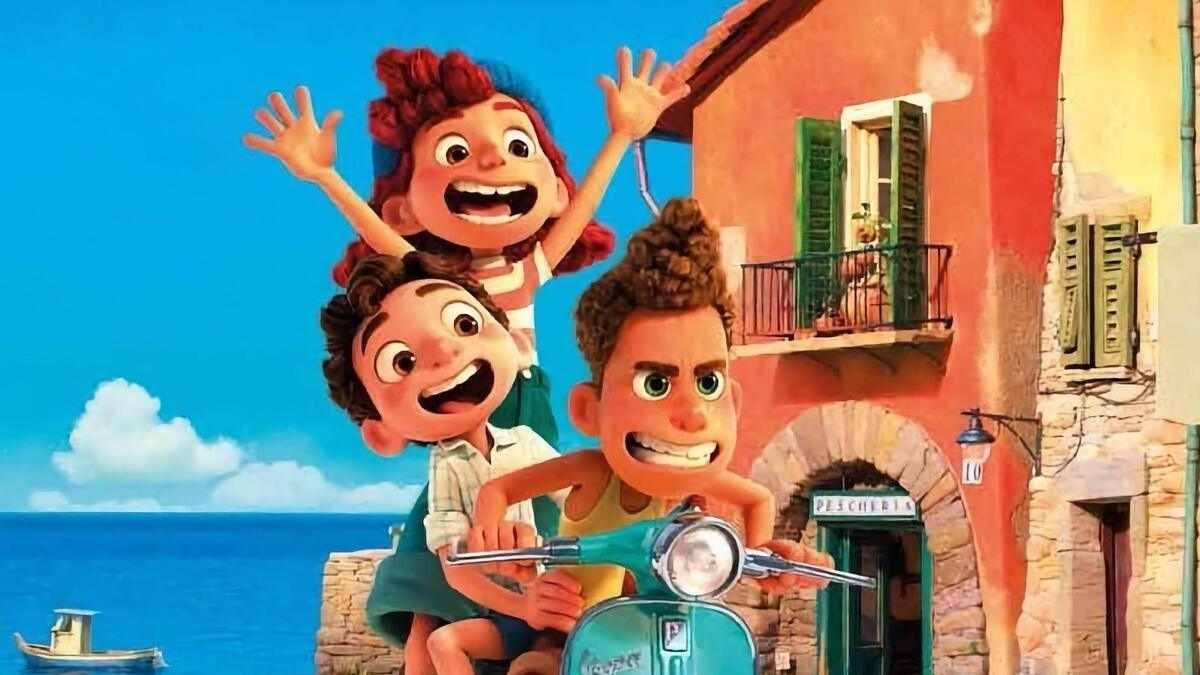 Luca Ending Explained 2021 Disney Animated Film