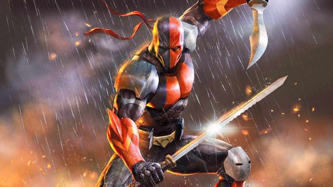 Deathstroke Slade Wilson Knights & Dragons Summary & Ending, Explained 2020 DC Animated Film