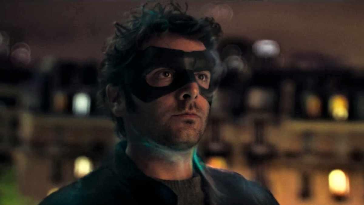 How I Became a Super Hero 2021 French Film Douglas Attal