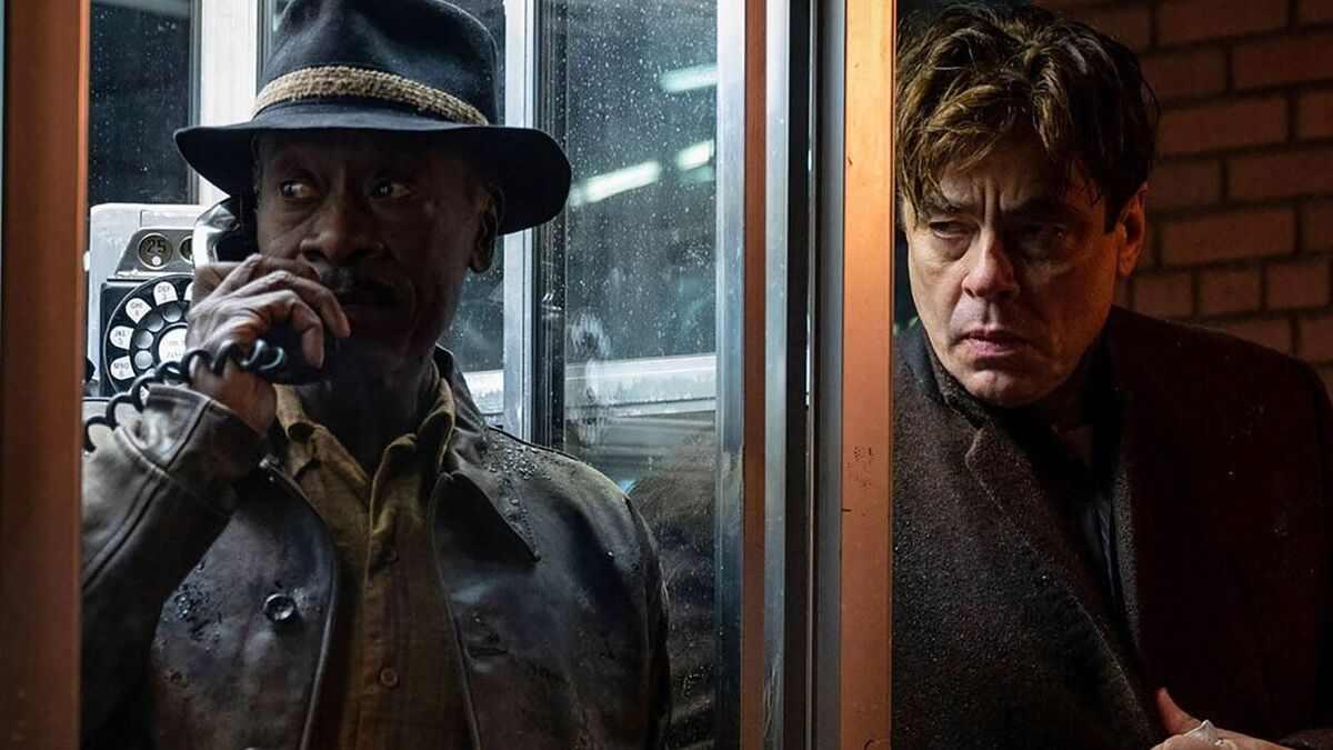 No Sudden Move Ending Explained 2021 Film Matt Damon