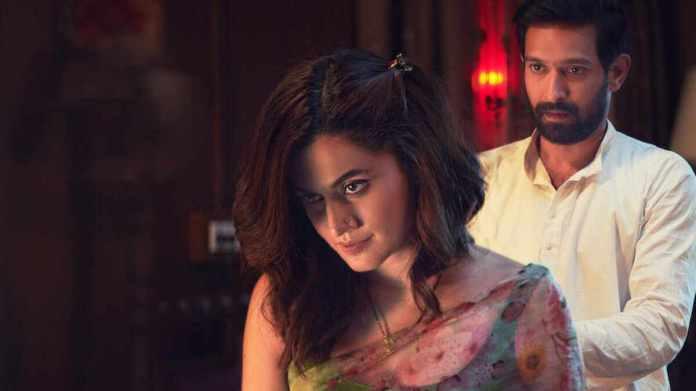 Haseen Dillruba Summary & Review 2021 Hindi Film Taapsee Pannu