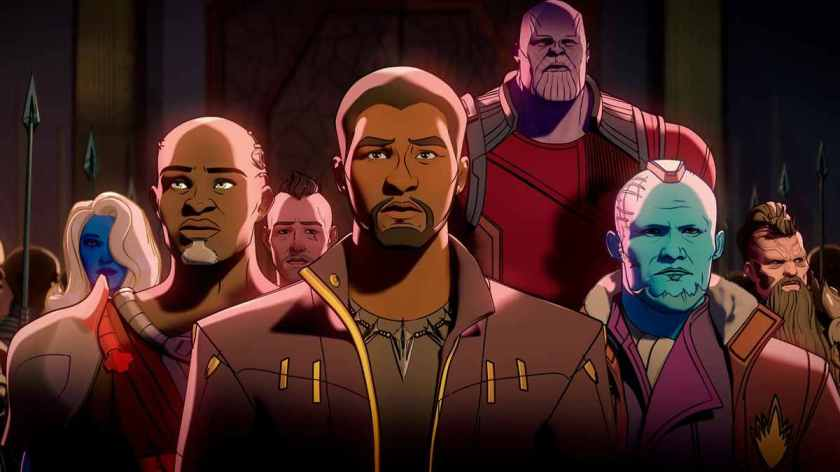 What If Episode 2: Recap & Ending, Explained - When T'Challa Became the Star-Lord! | DMT