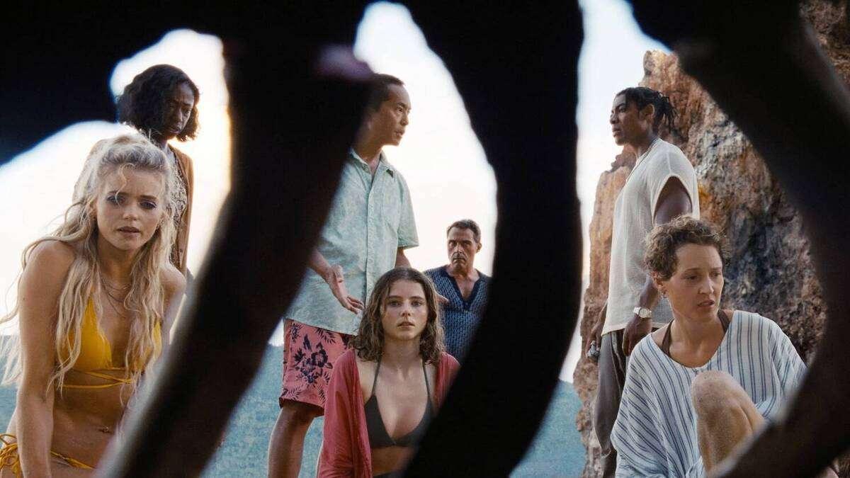 Old Ending Explained 2021 Film M. Night Shyamalan