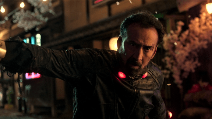 Prisoners of the Ghostland Ending Animal Farm Parallels Explained 2021 Nicolas Cage
